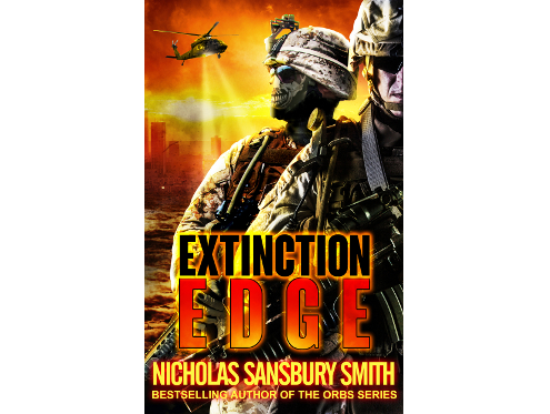 Extinction Edge by Nick Smith