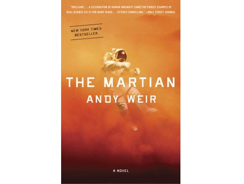 The Martian Official Trailer