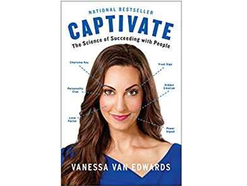 Captivate by Vanessa Van Edwards