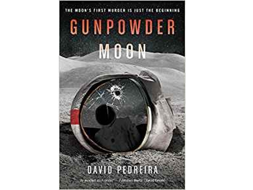 Gunpowder Moon by David Pedreira