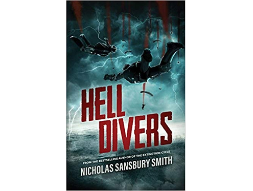 Hell Divers by Nicholas Smith
