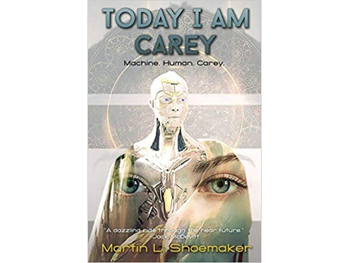 Today I Am Carey by Martin L. Shoemaker